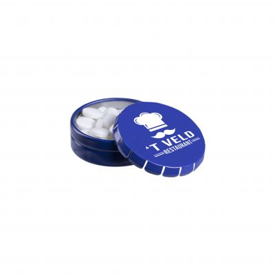 Super Mini Klick-Klack Dose blau(PE0034600)
