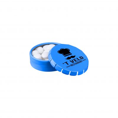 Super Mini Klick-Klack Dose blau(PE0035200)
