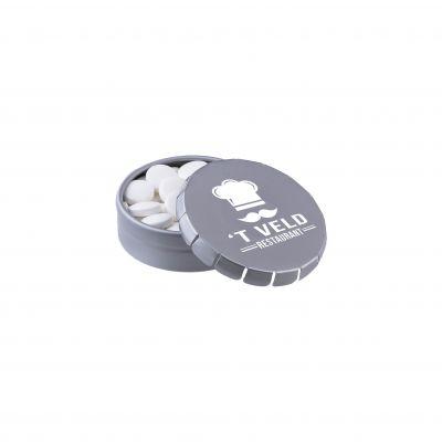 Super Mini Klick-Klack Dose grau(PE0035000)