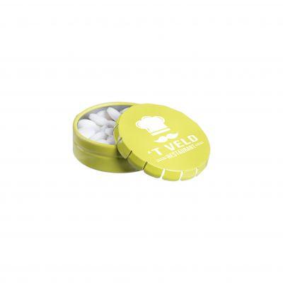 Super Mini Klick-Klack Dose hellgrün(PE0035600)