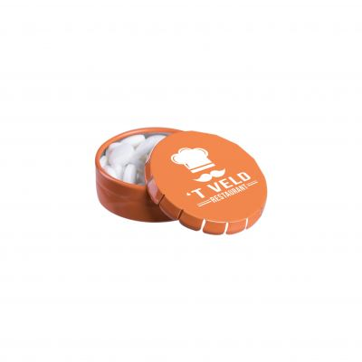Super Mini Klick-Klack Dose orange(PE0036000)