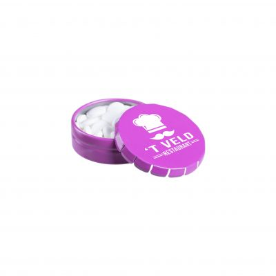 Super Mini Klick-Klack Dose pink(PE0034800)