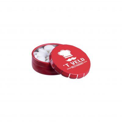Super Mini Klick-Klack Dose rot(PE0036200)