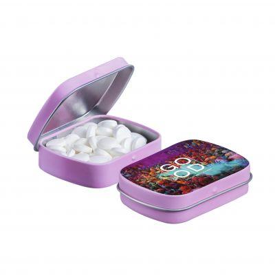 Mini Klappdeckeldose rosa(PE0041200)