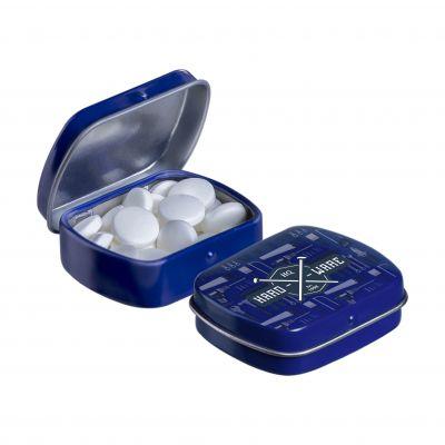 Micro Klappdeckeldose blau(PE0054000)
