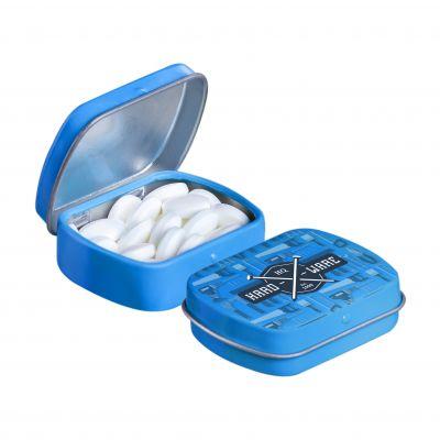 Micro Klappdeckeldose blau(PE0055900)
