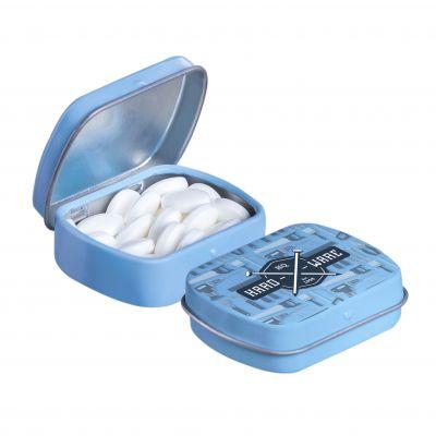 Micro Klappdeckeldose hellblau(PE0056100)