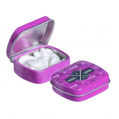 Micro Klappdeckeldose pink(PE0054800)