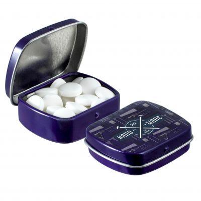 Micro Klappdeckeldose lila(PE0056800)