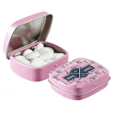 Micro Klappdeckeldose rosa(PE0057200)