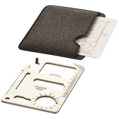 Saki Taschen Werkzeugkarte mit 15 Funktionen PF1149300