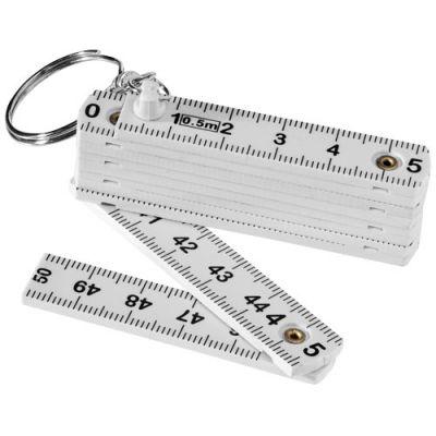 Harvey Schlüsselanhänger mit einklappbarem 50 cm Zollstock PF1081000