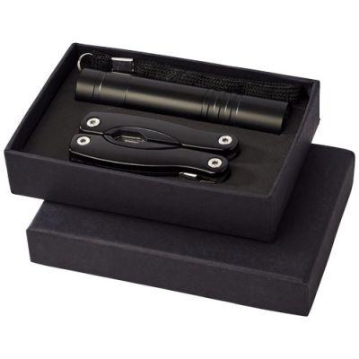 Scout Multifunktionswerkzeugs- und LED-Taschenlampen-Set PF1152200