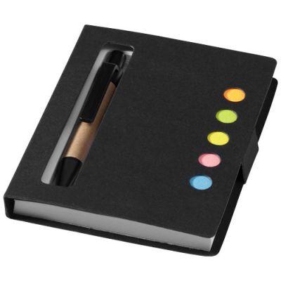 Reveal buntes Haftnotizheftchen mit Stift PF1144203