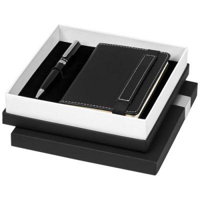 Legatto A6-Notizbuch und Kugelschreiber-Geschenkset PF1099500