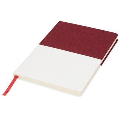 Two-tone A5 Canvas Notizbuch PF1182300
