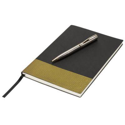 Midas Geschenkset mit A5 Notizbuch und Stift PF1111300