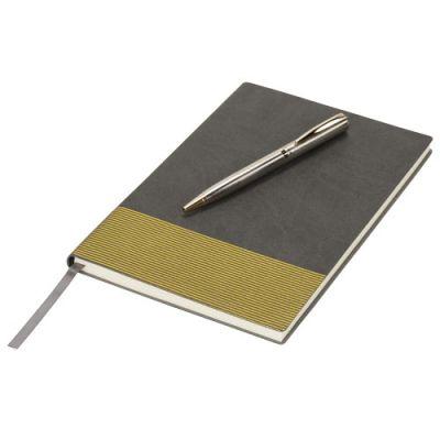 Midas Geschenkset mit A5 Notizbuch und Stift PF1111302