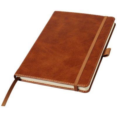 Coda A5-Notizbuch mit Hardcover aus Kunstleder PF1040803