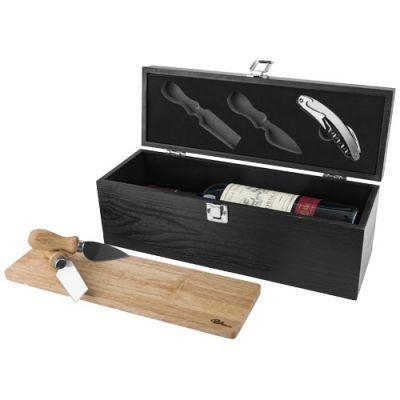 Mino Weinbox und Käsebrett-Set PF1113200