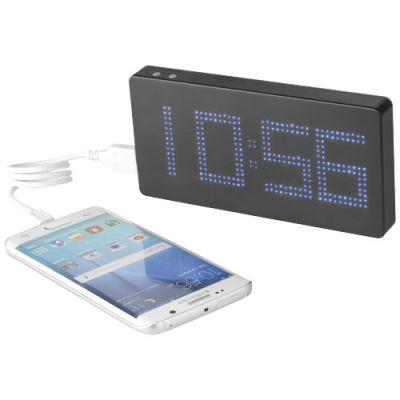 PB 8000 mAh LED Display Powerbank mit Uhr PF1131200