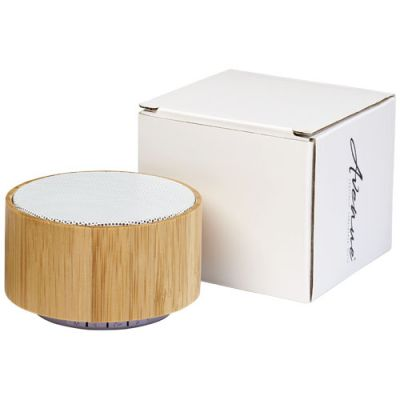 Cosmos Bluetooth® Lautsprecher aus Bambus PF1045602