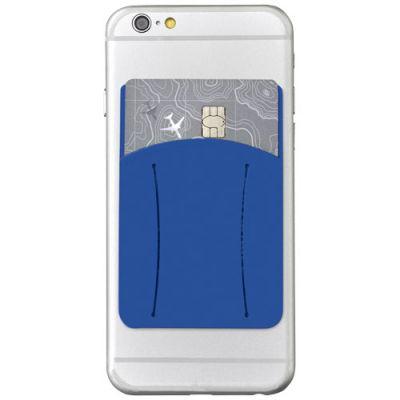 Storee Silikon Smartphonehülle mit Finger Slot PF1165802
