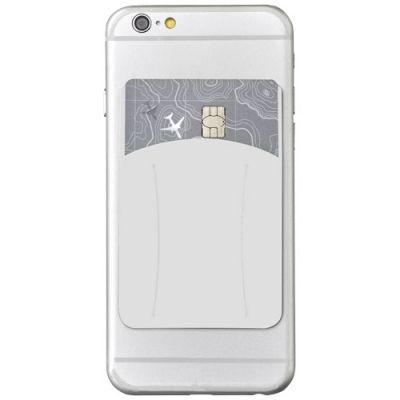 Storee Silikon Smartphonehülle mit Finger Slot PF1165803