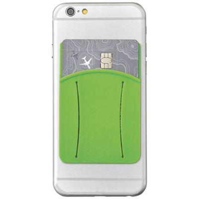 Storee Silikon Smartphonehülle mit Finger Slot PF1165805