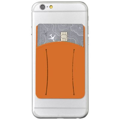 Storee Silikon Smartphonehülle mit Finger Slot PF1165806