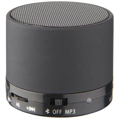 Duck Zylinder Bluetooth® Lautsprecher mit gummierter Oberfläche PF1055900