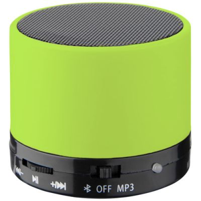 Duck Zylinder Bluetooth® Lautsprecher mit gummierter Oberfläche PF1055904