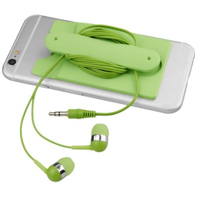 Wired Ohrhörer und Silikon Telefonhülle PF1194604