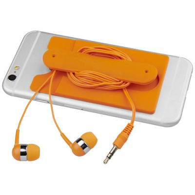 Wired Ohrhörer und Silikon Telefonhülle PF1194606
