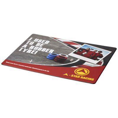 Brite-Mat® Mauspad mit Reifenmaterial PF1027400