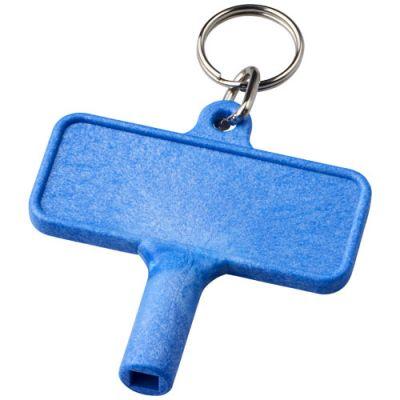 Largo Kunststoff Heizkörperschlüssel mit Schlüsselanhänger PF1098702