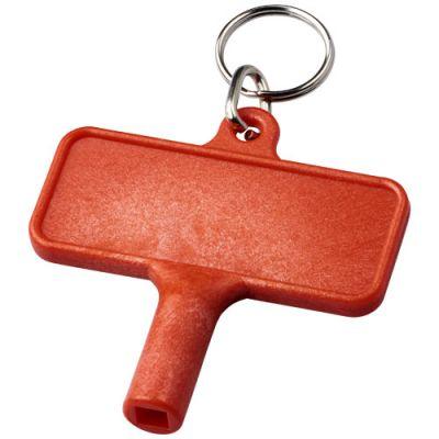 Largo Kunststoff Heizkörperschlüssel mit Schlüsselanhänger PF1098703