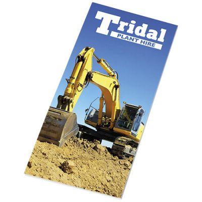 Desk-Mate® 1/3 A4 Notizblock mit Wickelumschlag PF1050000
