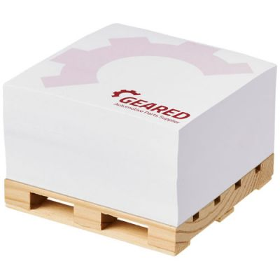 Block-Mate® Pallet 1B Notizblock 100x100 PF1021900