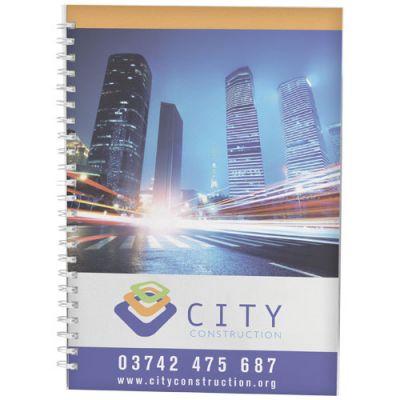 Desk-Mate® A4 Notizbuch mit Kunststoff Cover und Spiralbindung PF1050800
