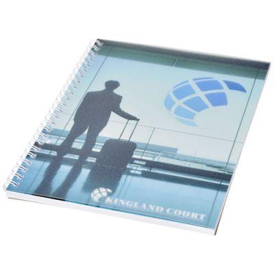 Desk-Mate® A5 Notizbuch mit Kunststoff Cover und Spiralbindung PF1051400