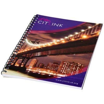 Desk-Mate® A4 Notizbuch mit Spiralbindung PF1051002