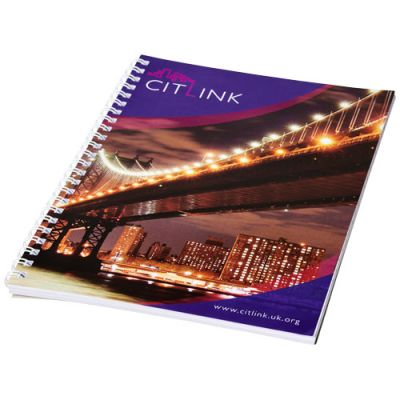 Desk-Mate® A5 Notizbuch mit Spiralbindung PF1051600