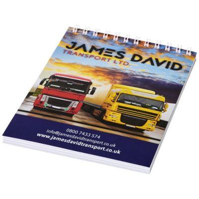 Desk-Mate® A6 Notizbuch mit Spiralbindung PF1052000