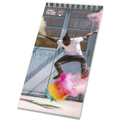 Desk-Mate® 1/3 A4 Notizbuch mit Spiralbindung PF1050100