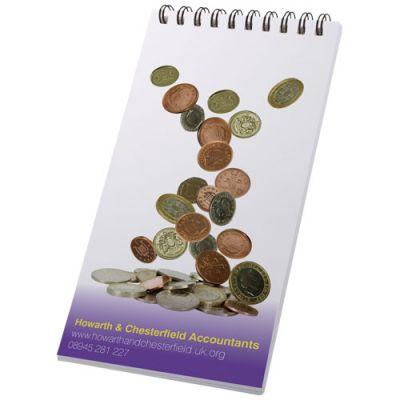 Desk-Mate® 1/3 A4 Notizbuch mit Spiralbindung PF1050102