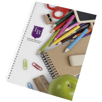 Wiro A4 Notizblock mit Hardcover und Spiralbindung PF1194700