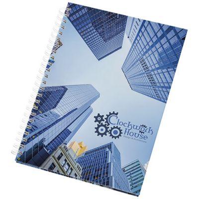 Wiro A5 Notizblock mit Hardcover und Spiralbindung PF1194800