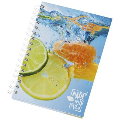 Wiro A6 Notizblock mit Hardcover und Spiralbindung PF1195000