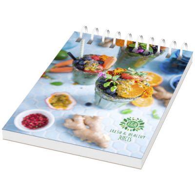 Desk-Mate® A7 Notizbuch mit Kunststoff Cover und Spiralbindung PF1052300